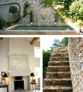 rénovation villa Lagnes